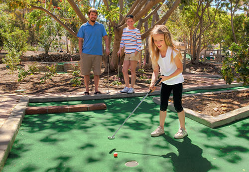 Catalina Island Mini Golf