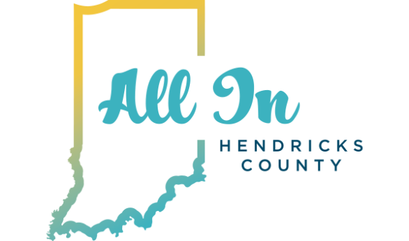 All In Hendricks County Logo