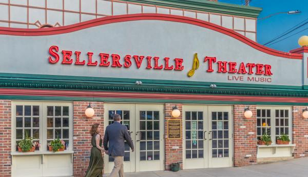 Sellersville Theater