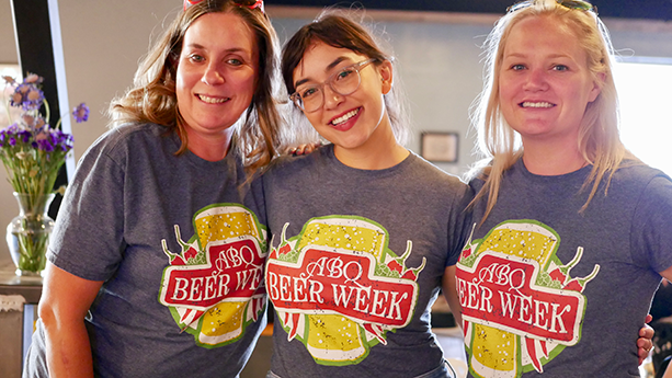 DTN - PS - ABQ Beer Week (Feel Good Festivals)