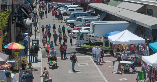 Downtown Roanoke Market
