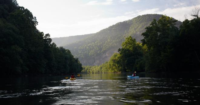 James River Virginia