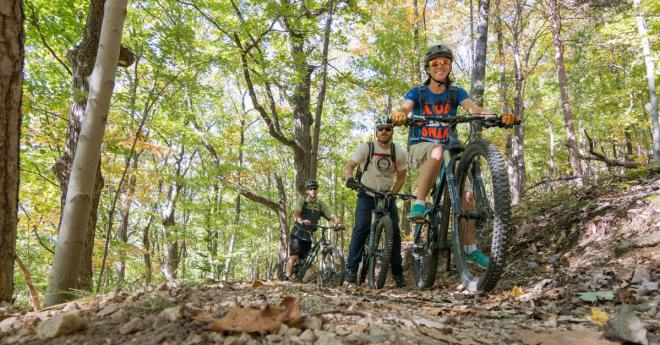 Roanoke Biking Trips