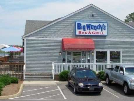 Big Woodys Bar & Grill Battlefield