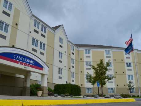Candlewood Suites Chesapeake