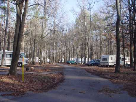 Chesapeake Campground - Camp Sites