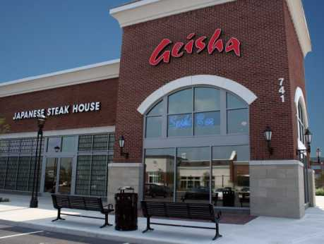 Geisha Japanese Steak House