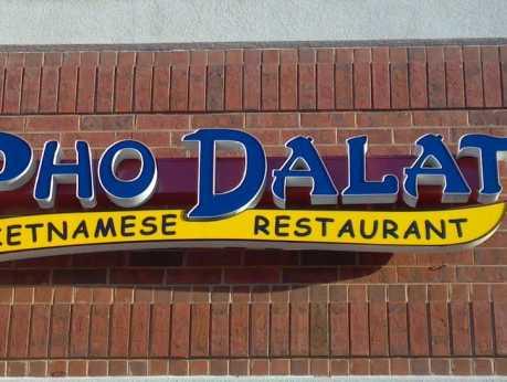 Pho Dalat - Exterior
