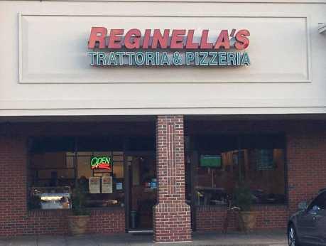 Reginella's Trattoria Exterior