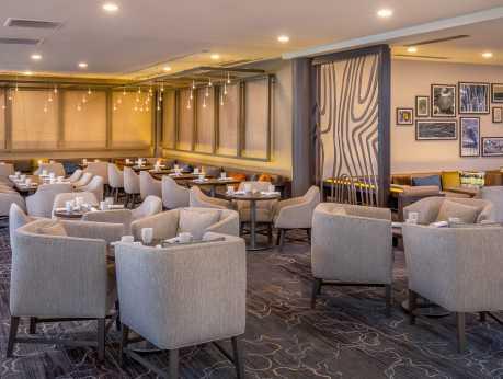 Delta Hotel - Restaurant