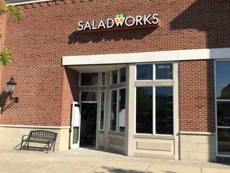 Saladworks - Exterior