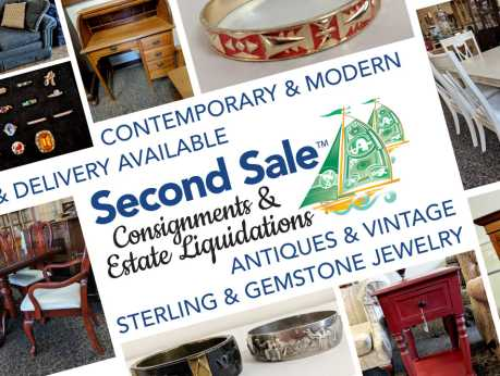 Second Sale Consignments