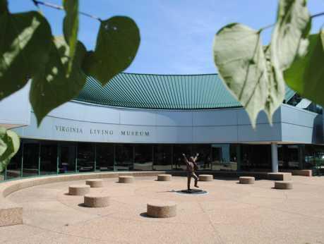 Virginia Living Museum-Exterior2010
