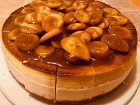 Vella & Vernell's - Cheesecake