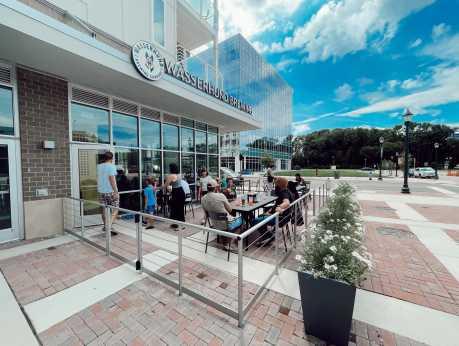 Wasserhund Brewing Company - Exterior