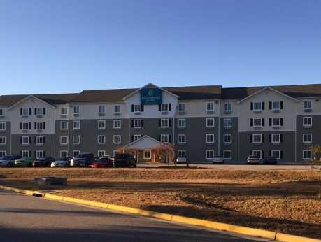 WoodSpring Suites Kempsville