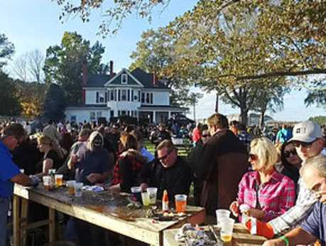 Oyster & South Festival at Greenbrier Farms
