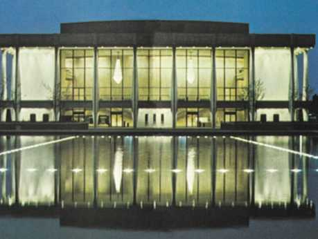 Chrysler Hall