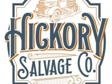 Hickory Salvage Co - Logo