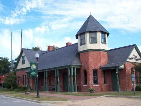 Suffolk Seaboard Station Railroad Museum