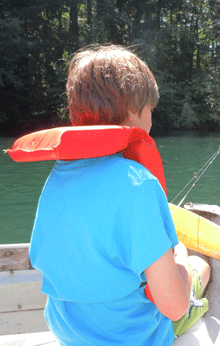 Life Jacket Boating Safety