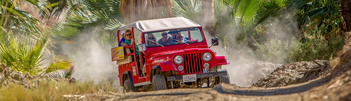DTN - HI - Desert Adventures Red Jeep Tours & Events