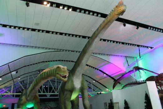 World's Giant Dinosaurs at Manitoba Museum