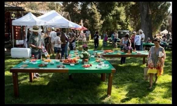 Widrose Farm Heirloom Tomato Festival