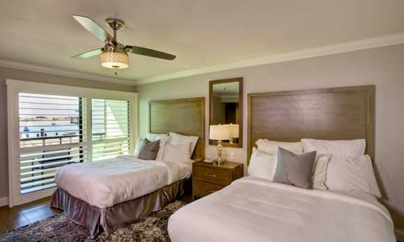 Premium 2 Queen Bedroom