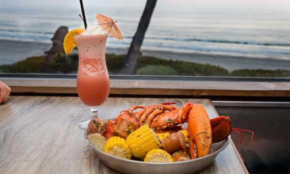 Restaruant, ocean view dining