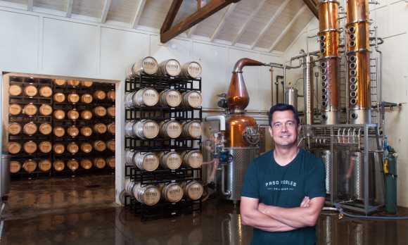 Distiller - Alex Villicana