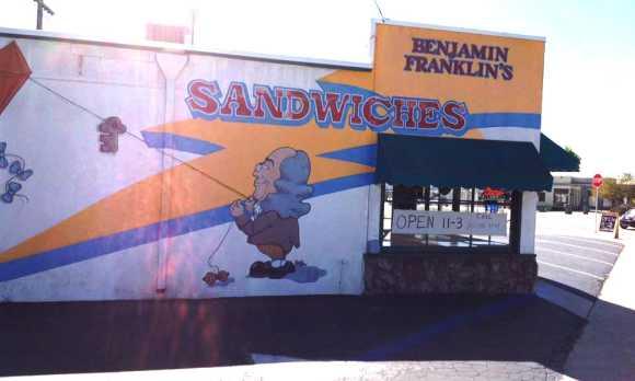 Ben Franklins Sandwich FB