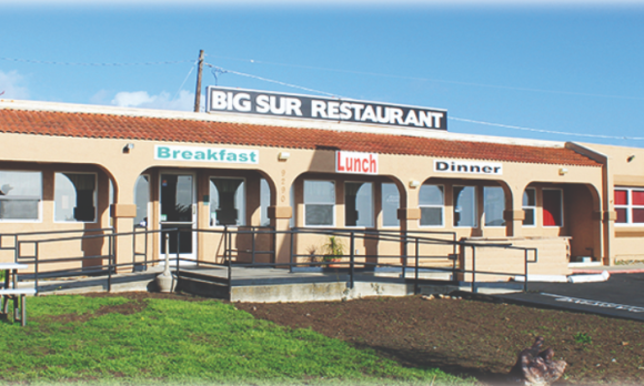 Big Sur Cafe