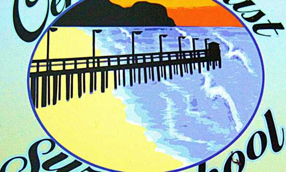 Central Coast Surf School Logo