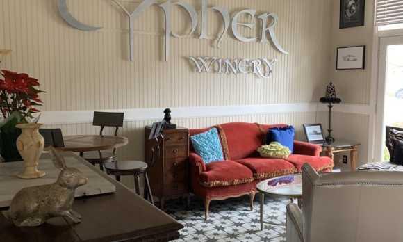 Cypher Tasting Lounge