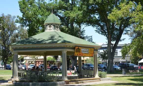 Paso Robles Downtown City Park