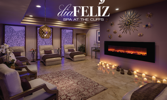 Dia Feliz Spa at The Cliffs
