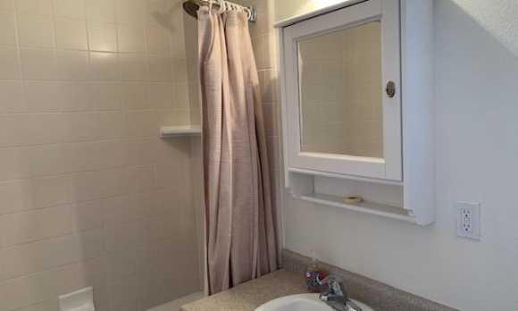 Full bathroom downstairs