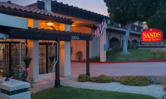 Sands Inn and Suites San Luis Obispo Exterior
