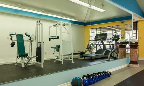 Sands Inn and Suites San Luis Obispo Fitness Center