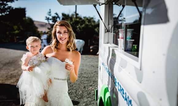 Ice Cream Wedding
