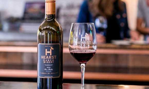 Hearst Ranch Winery San Simeon
