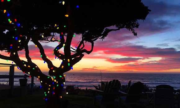 Christmas in Cambria