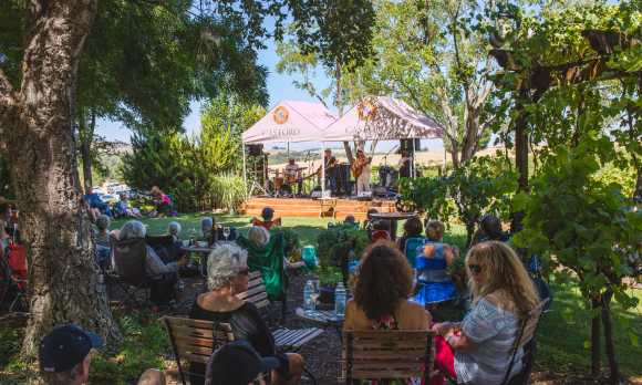 Live Music at the Tasting Room