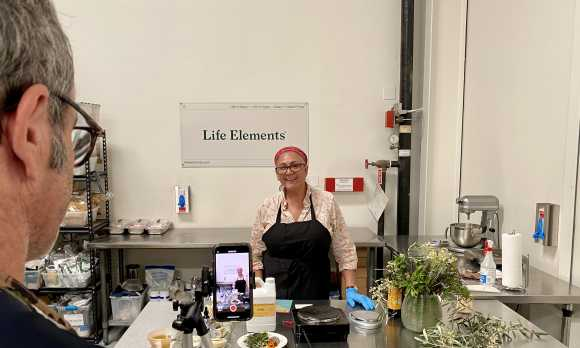 Virtual Workshops at Life Elements