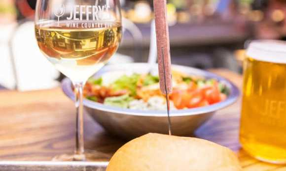 Jeffry's Wine Country BBQ