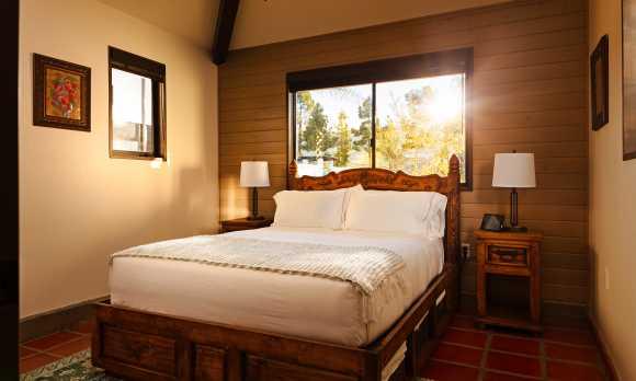 Romantic Rooms at La Lomita Ranch
