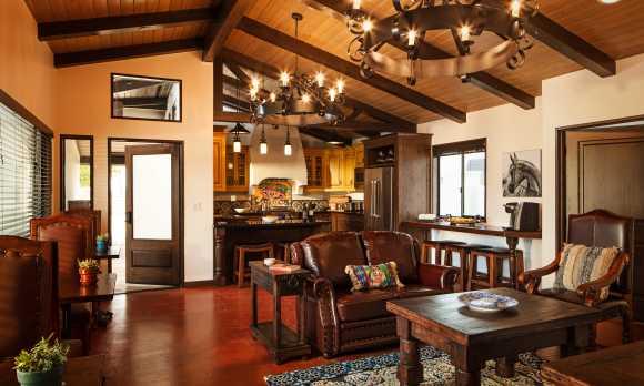 The Lounge at La Lomita Ranch