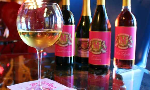Madonna Inn House Wines