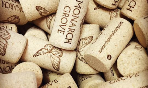 Monarch Grove Corks